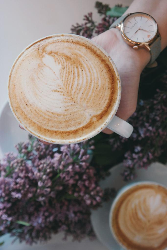 La pause café au travail