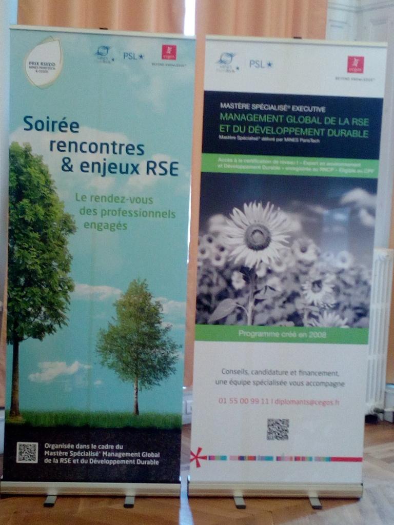 Natur'elle Evénement a participé pour la 1ère fois au concours RSE Mines Paris Tech et a été nominé en mai 2019.